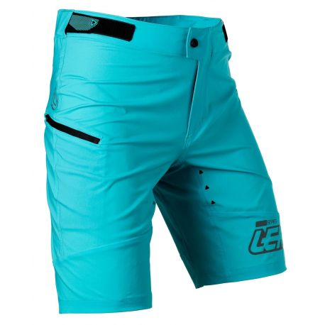 Shorts Leatt DBX 1.0 Colore Teal