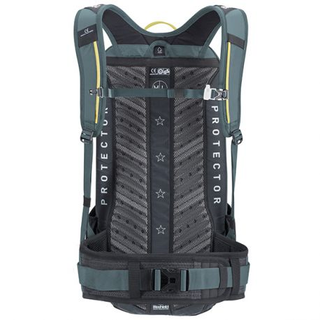 Zaino EVOC FR Trail E-RIDE 20L Colore Slate