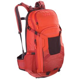 Zaino EVOC FR TRAIL 20L Colore Orange/Chili Red