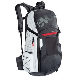 Zaino Evoc FR Trail Unlimited 20L Black/White