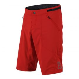 Shorts Troy Lee Designs Skyline Shell Colore Red