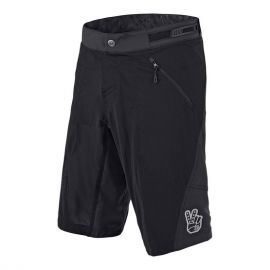 Shorts TROY LEE DESIGNS SKYLINE AIR SHELL Colore Black