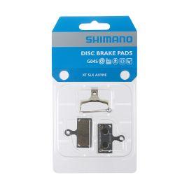 Pastiglie Freno Shimano G04S Metalliche XT/SLX/Alfine