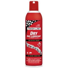 Lubrificante FINISH LINE TEFLON PLUS DRY Spray 500 ML