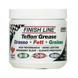 Finish Line Teflon® Fortified Grease Grasso Professionale da 457 gr.