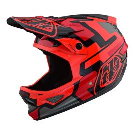 Casco Integrale Troy Lee Designs D3 Fiberlite Speedcode