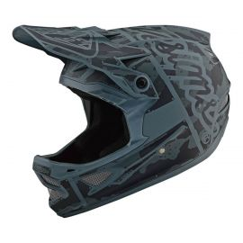Casco Integrale Troy Lee Designs D3 Fiberlite Factory