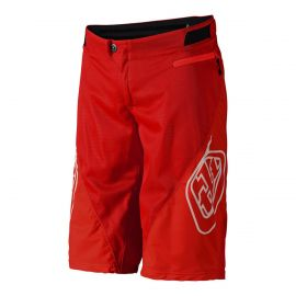 Shorts TROY LEE DESIGNS SPRINT Colore Red