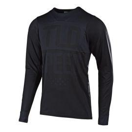 Jersey L/S Troy Lee Designs Skyline Speedshop Black/Black