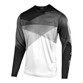 Jersey LS Troy Lee Designs Sprint JET  White/Gray