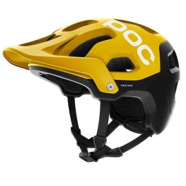 Casco POC Tectal Sulphite Yellow 2019