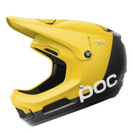 Casco POC Coron AIR Spin Sulphite Yellow 2019