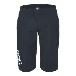 Pantaloni POC Essential Enduro Shorts Uranium Black