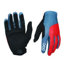 Guanti POC Essential Mesh Glove Cubane Blue/Prismane Red