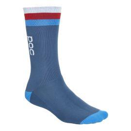 Calze POC Essential Mid Lenght Socks Cubane Multi Blue 2019