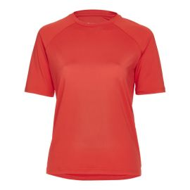 T-Shirt POC Essential MTB Women's Tee Prismane Red 2019