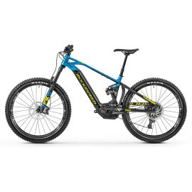 E-Mtb Mondraker E-CRAFTY R+ Black/Blue tg. Medium 2019 - 162