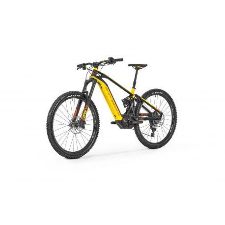 E-Mtb Mondraker LEVEL R 29 Black/Yellow/Orange Tg. Medium 2019