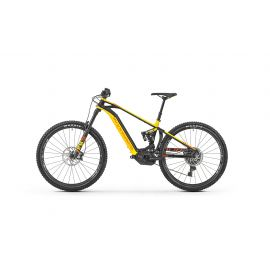 E-Mtb Mondraker LEVEL R 29 Black/Yellow/Orange tg. Medium 2019 - A77HM