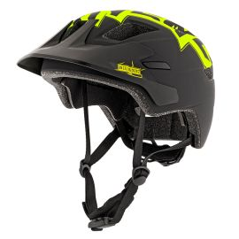 Casco ONeal Rooky Youth STIXX Neon Yellow