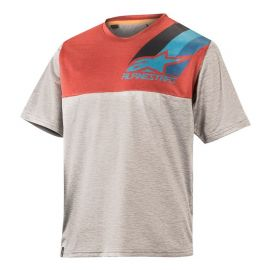 Jersey SS Alpinestars Alps 4 Youth Red