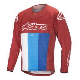 Jersey M/L Alpinestars Techstar Red