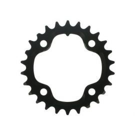 Corona SRAM 2x10 28 Denti X0, X9 Black (abbinabile solo al 42) interasse 80 mm