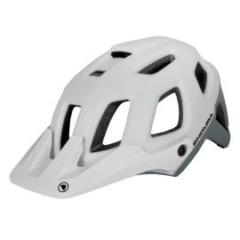 Casco Endura Single Track Bianco 2019