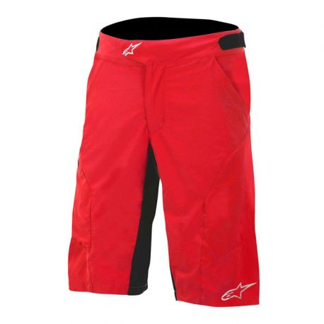 Pantaloni Alpinestars Hyperlight 2 Red/White