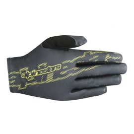 Guanti Alpinestars F-Lite Dark Shadow/Acid Yellow
