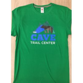 "T-Shirt Trail Center ""The Cave"" 2019"