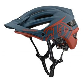 Casco Aperto Troy Lee Designs  A2 MIPS Decoy Air Force Blue/Clay 2019