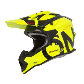 Casco Integrale ONeal 2SRS Helmet SLICK yellow/black