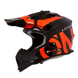 Casco Integrale ONeal 2SRS Helmet SLICK black/orange