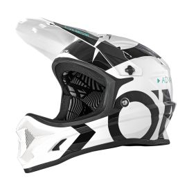 Casco ONeal BackFlip RL2 Helmet Slick White/Black