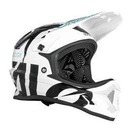 Casco ONeal BackFlip RL2 Helmet Slick White/Black