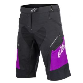 Pantaloni Alpinestars Stella Drop 2 Girl Black/Plum