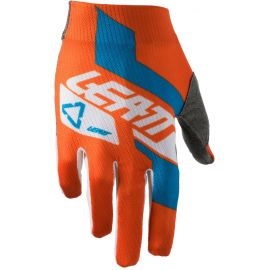 Guanti Leatt GPX 2.5 X-Flow  Orange/Denim
