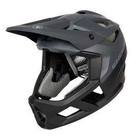 Casco Integrale Endura MT500 Black 2019