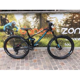 MTB Mondraker FOXY 27.5 Black/Light Blue/Flame Red tg. Small 2019 - M11S