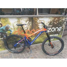 MTB Mondraker DUNE 27.5 Navy/Orange tg. Medium 2019 - M26M Usato