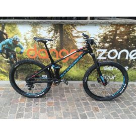 MTB Mondraker FOXY 27.5 Black/Light Blue/Flame Red tg. Medium 2019 - M15M Usato