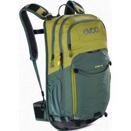 Zaino EVOC STAGE 18L Colore Moss Green/Olive
