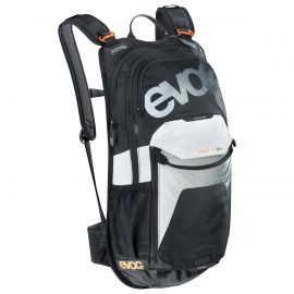 Zaino Evoc Stage 12L Team Black/White/Neon Orange