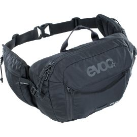 Marsupio EVOC Hip Pack 3L + sacca idrica 1.5L Black