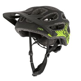 Casco Open Face MTB ONeal Thunderball AIRY Black/Neon Yellow
