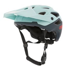 Casco Open Face MTB ONeal Pike SOLID Blue/Red