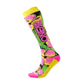 Calze ONeal Pro MX ISLAND Pink/Green/Yellow