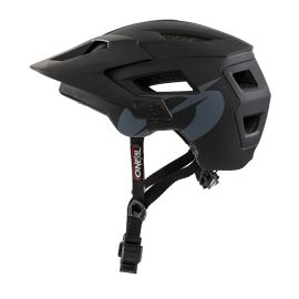 Casco Open Face MTB ONeal Defender SOLID Black