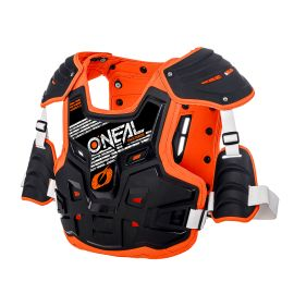 Pettorina ONeal PXR Stone Black/Orange
